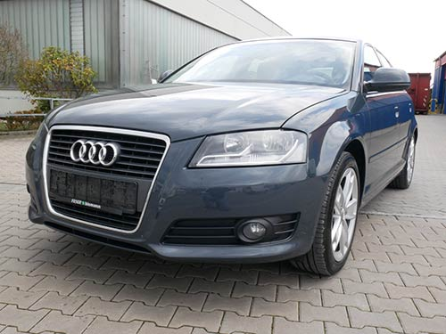 Audi Verkauf bei Auto Ankauf Franken